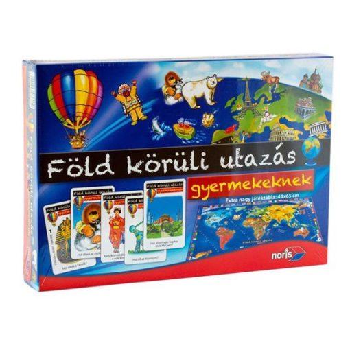 Föld körüli utazás gyermekeknek - Noris