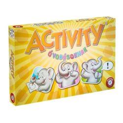 Activity óvodásoknak társasjáték