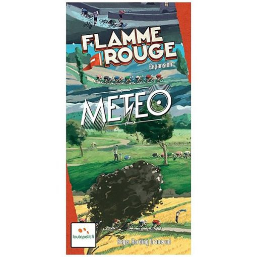 Flamme Rouge Meteo kiegészítő - angol nyelvű