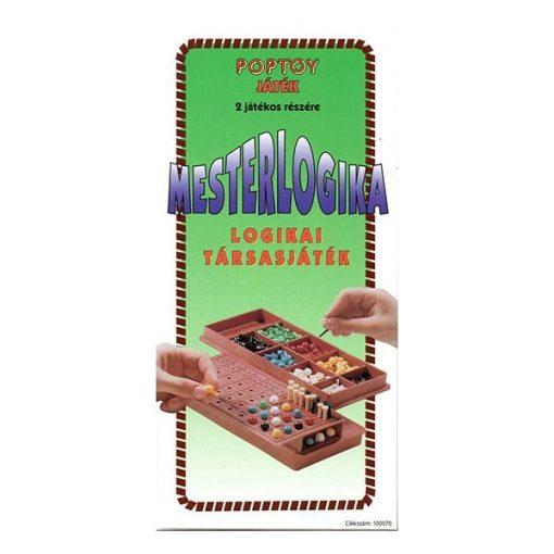 Mesterlogika társasjáték - Poptoy