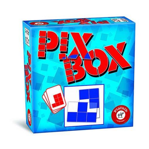 Pixbox logikai társasjáték