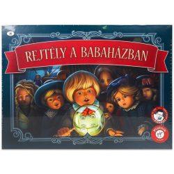 Rejtély a babaházban társasjáték - Piatnik