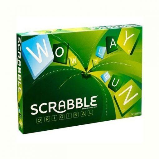 Angol nyelvű Scrabble Original társasjáték